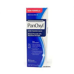 Panoxyl 10%