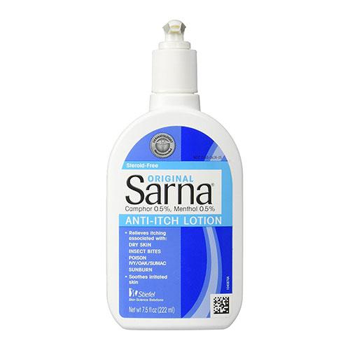 Sarna Lotion