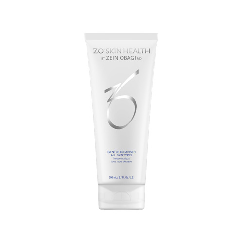 zo skin health gentle cleanser for all skin types