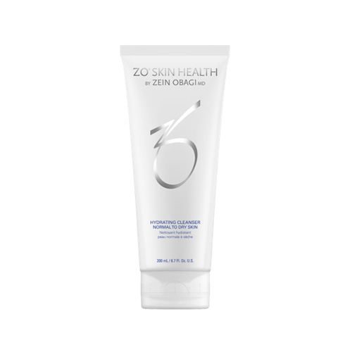 zo skin health hydrating cleanser for normal to dry skin