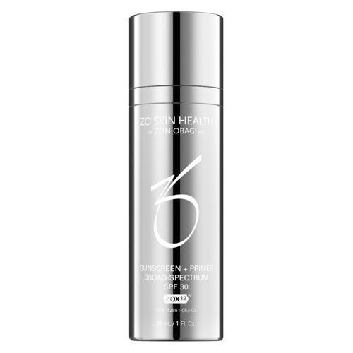 zo skin health sunscreen primer spf-30