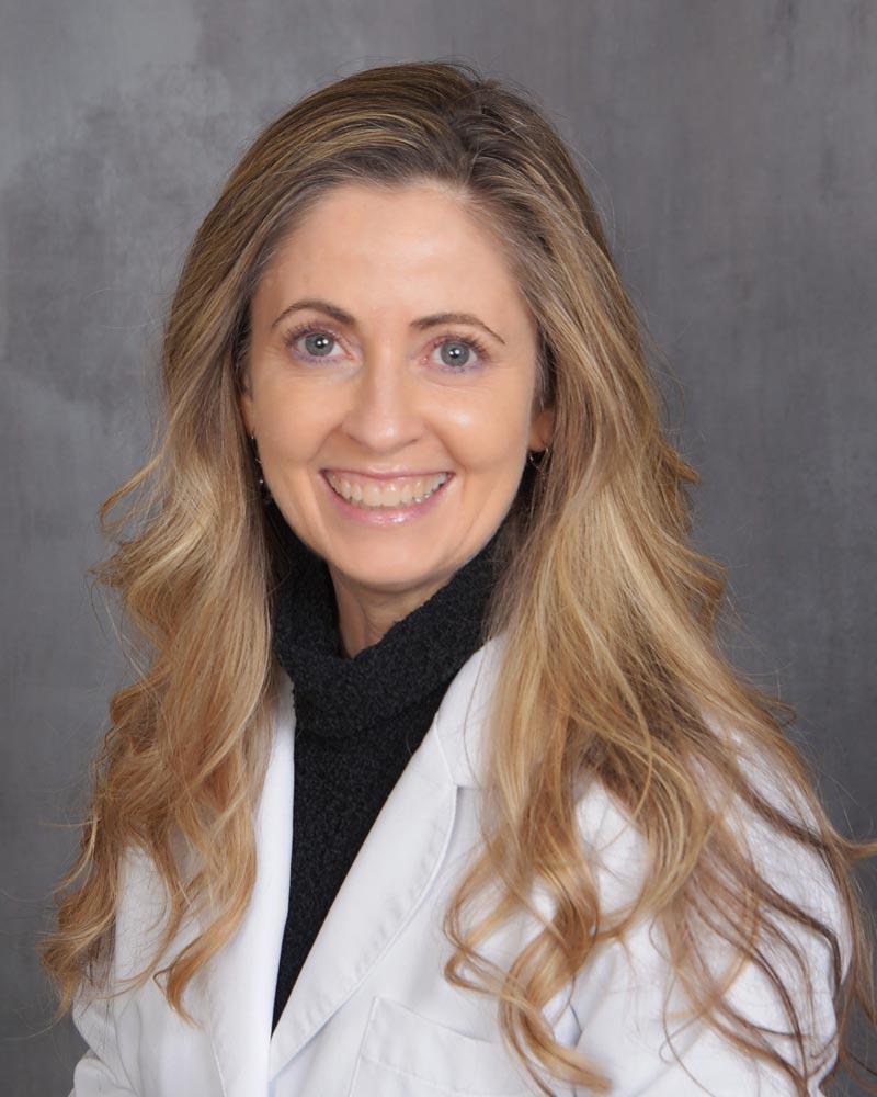 Angela Wyble, physician's assistant